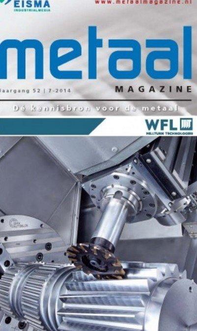 13-10 Metaal magazine, Landes Delphin Big