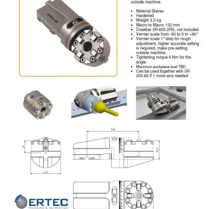 13-01 System 3R WEDM angle tool