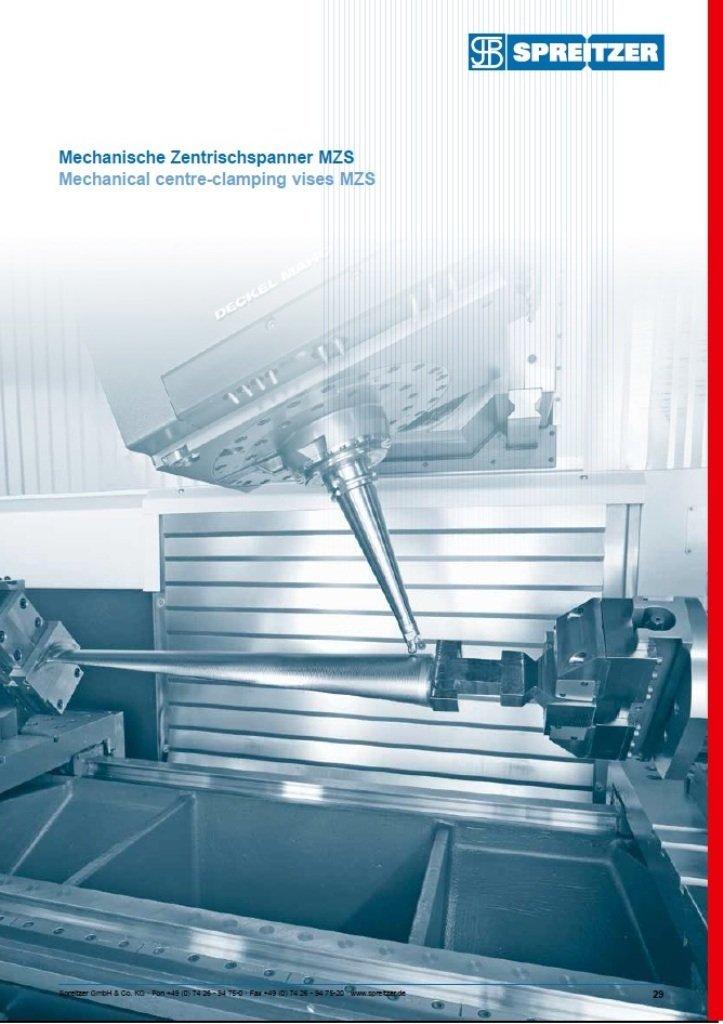 Brochure MZS