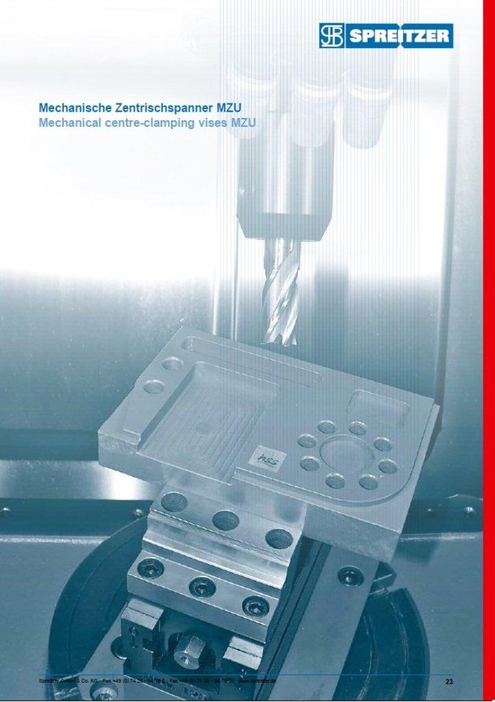 Brochure MZU
