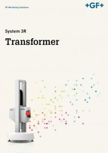 Brochure transformer