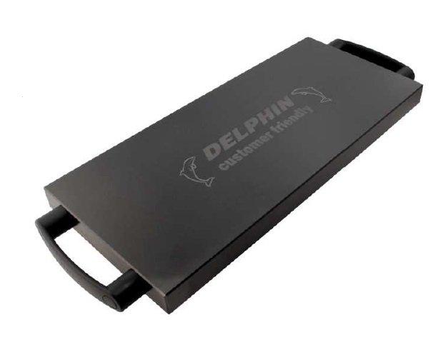 Delphin X674330 Pallet Alu Anodized Xy 200 250 Demo