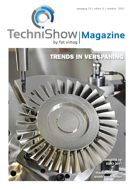 17-10 TechniShow, GP Tooling & Engineering 24/7 produceren