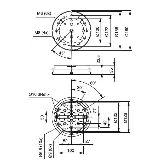 System 3r Reference System Macro Magnum Ertec
