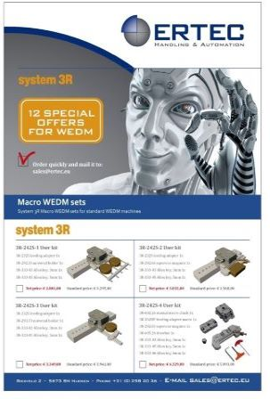 20-05 WEDM special prices for manual use