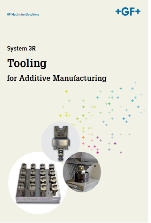 20-11 System 3R Additive Manufacturing tooling