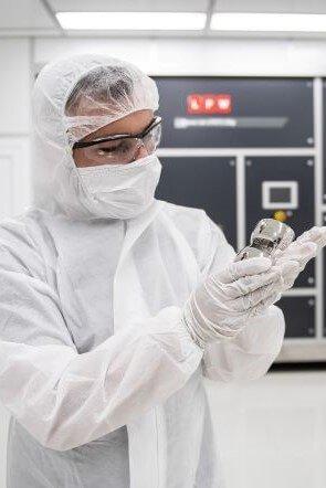 04-21 Trumpf laser (D) investeert in LPW reinigingsinstallatie